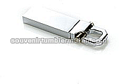 USB FLASHDISK KULIT MURAH FDMT19 Custom 4GB